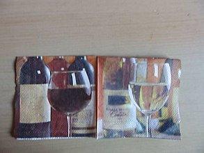 Papier - víno - 7651069_
