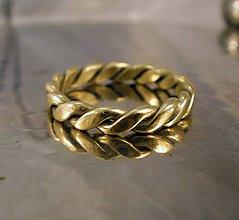 Šperky - viking - prsteň - 7655253_
