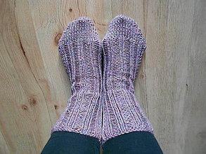 Obuv - Ponožky Lenka - 7653645_