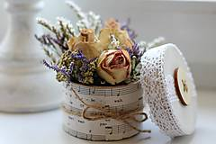 - Kvetinová krabička - 7652072_