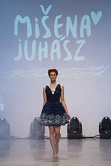 Sukne - Sukňa- modrotlač - 7655777_