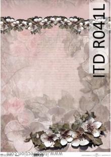 Papier - ryžový papier ITD R0041L - 7652230_