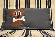 Textil - softshellový rukávnik na kočík - 7658363_