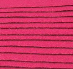 fbbbbdec2 Textil - F5 - Filc - 20x30 cm, hrúbka 1 mm - malinová - 7658875_