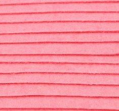 Textil - F23 - Filc - 20x30 cm, hrúbka 1 mm - ružová - 7658898_
