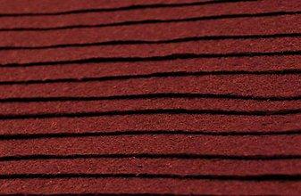 Textil - F18 - Filc - 20x30 cm, hrúbka 1 mm - bordová - 7659250_