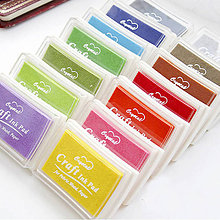 Farby-laky - Podušky pod pečiatky - 7659998_