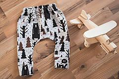Detské oblečenie - Tepláky Bear - 7659908_