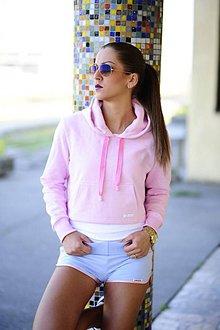 Mikiny - MIKINKA LOVEIN (baby pink) - 7655967_