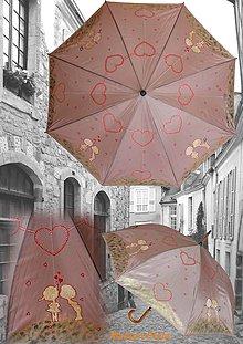 Iné doplnky - láska v daždi - 7660231_