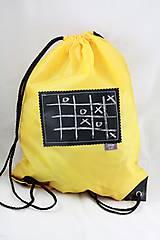 Batohy - Detský batoh s tabuľou na písanie - 7662795_