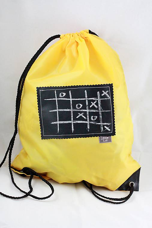 Detský batoh s tabuľou na písanie