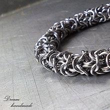 Šperky - Hádě od turka - pánský náramek - 7664564_