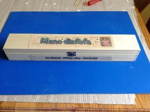 Nezaradené - krabička na krstnú sviecu - 7664266_
