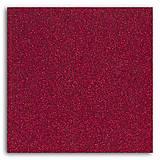 Textil - MEG803 Nažehľovacie glitre A4 Červené - 7663661_