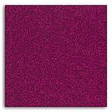 Textil - MEG805 Nažehľovacie glitre A4 Fuchsiové - 7663691_
