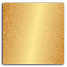 Textil - MEG850 Nažehľovacie glitre A4 Zlaté – zrkadlový efekt - 7663806_
