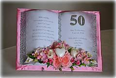 Papiernictvo - Gratulačná kniha deluxe - 7661747_