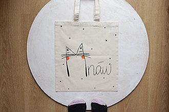 Nákupné tašky - Nákupná taška - Mnáu - 7660942_