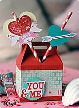 Papier - MT116 Washi páska srdcia holuby 10m - 7665492_
