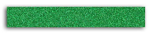 MT46 Glitrová washi páska 2m Stromovozelená