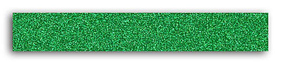 Papier - MT46 Glitrová washi páska 2m Stromovozelená - 7665549_