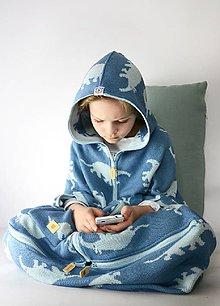Detské oblečenie - Kukla - Ant-eater S - 7668154_