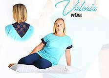 Pyžamy a župany - Pyžamo Valéria - 7668412_