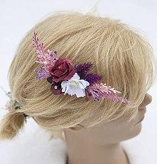Ozdoby do vlasov - Hrebienok do vlasov - 7675175_
