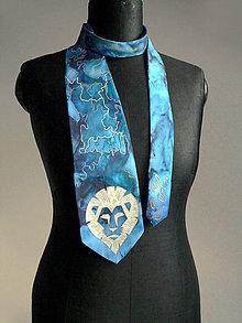 Doplnky - Luxusní kravata - Lev - SD-H-013 - 7677526_