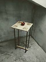 Nábytok - FOLK bar stôl - 7676098_