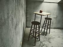Nábytok - FOLK bar stôl - 7676099_