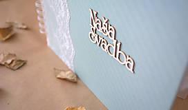 Papiernictvo - Svadobný album - 7673365_