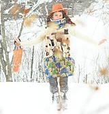 Sukne - sukňa stromovka - 7677649_
