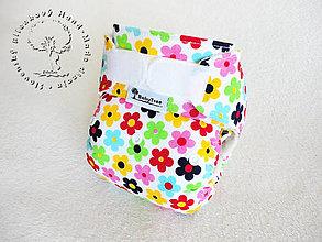 Detské doplnky - Flower Power - BabyTree Natural (veľ. S-M-L) - 7674323_