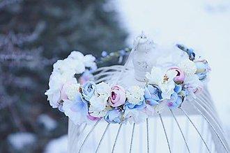 Ozdoby do vlasov - venček by michelle flowers - 7678172_