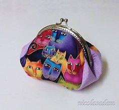 Peňaženky - Little lucy - kosmetická taštička, peněženka - 7681220_