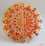 Dekorácie - Partnerská Mandala 2 - 7680184_