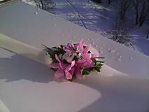 """Náramky - Kvetinový náramok """"Lupienky kvetov..."""" - 7678986_"""