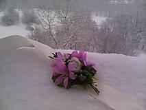 """Náramky - Kvetinový náramok """"Lupienky kvetov..."""" - 7678987_"""