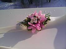 """Náramky - Kvetinový náramok """"Lupienky kvetov..."""" - 7678994_"""