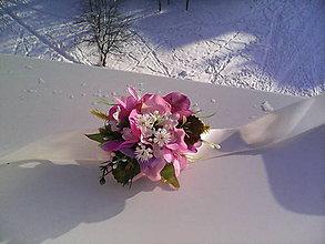 """Náramky - Kvetinový náramok """"Lupienky kvetov"""" - 7678919_"""