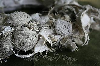 Dekorácie - veniec vintage - 7680375_