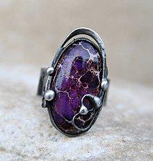 Prstene - Variscit prsteň - 7680513_