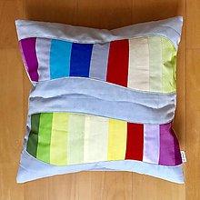 Úžitkový textil - Návlek na vankúš - 7678207_