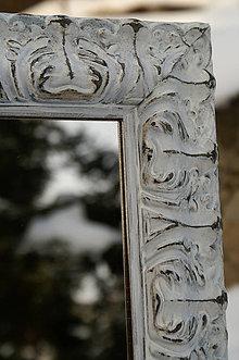 Zrkadlá - VÝPREDAJ Shabby zrkadlo - 7680936_