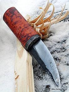 Nože - Yakut brezový 001/17 - 7686249_