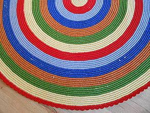 Úžitkový textil - Koberček Maximilián - 7684596_