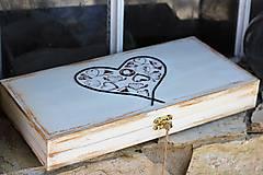Krabičky - Krabička na hodinky - 7685315_