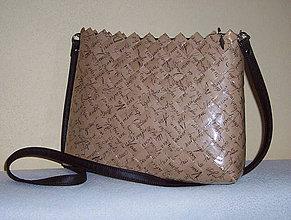 Kabelky - Elegantná  kabelka - 7683535_